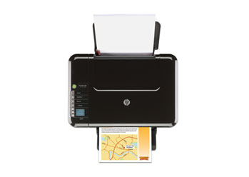 HP Deskjet 3050 All-in-One Top View